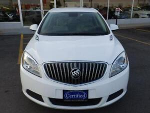 2013 Buick Verano HALF LEATHER WITH BLUETOOTH 1-OWNER CERTIFIED