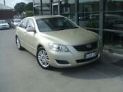 2007 Toyota Aurion GSV40R AT-X Gold 6 Speed Sports Automatic Sedan Invermay Launceston Area Preview