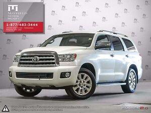 2014 Toyota Sequoia Platinum 5.7L V8