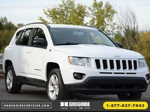 2011 Jeep Compass NORTH EDITION 4X4 A/C SIEGES CHAUFFANT CRUISE