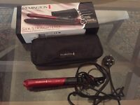 Remington Silk Straightener (Nearly new, perfect condition!!)