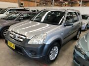 2006 Honda CR-V RD MY2006 Extra 4WD Silver 5 Speed Manual Wagon Cardiff Lake Macquarie Area Preview