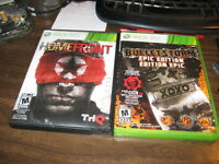 a couple XBox 360 Games