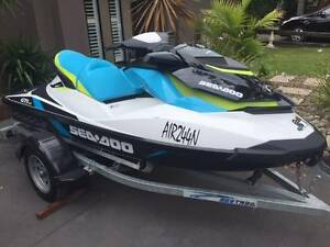 Seadoo GTI 130 2016 Bateau Bay Wyong Area Preview