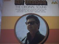 Vinyl LP Roy Orbison – The Original Sound ( US SUN 113 Reissue ) Stereo 1970's