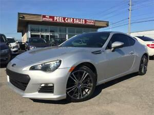 2013 Subaru BRZ|SILVER ON BLACK|104K|