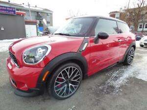 2013 MINI COOPER PACEMAN JOHN COOPER WORKS ALL4 (MANUELLE, FULL)