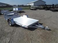 10 ft All-Aluminum Utility Trailer by Cargo Pro **TAX IN PRICE**