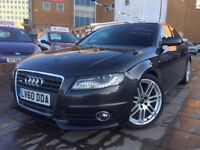 AUDI S LINE BLACK EDITION WITH SAT NAV FULLY LOADED! DISEL AUTOMATIC