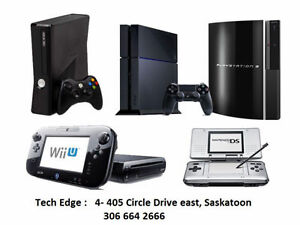 WII, WII U and Nintendo Repair**Professional Guaranteed services