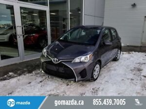 2015 Toyota Yaris LE POWER OPTIONS GREAT CONDITION EVEN BETTER