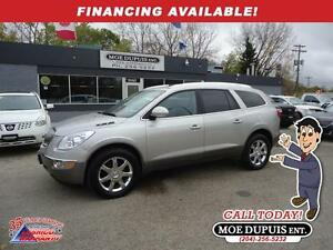 2008 Buick Enclave CXL,ALL WHEEL DRIVE!LEATHER!! SUNROOF!! DVD!!