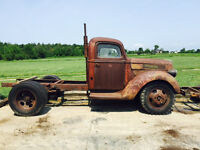 ford 1940 camion 2 ton