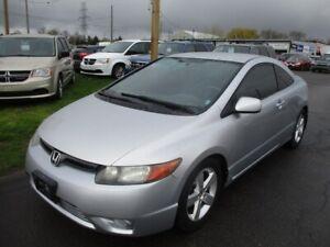 2006 Honda Civic 2dr LX Auto