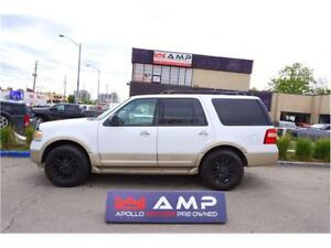 2010 Ford Expedition Eddie Bauer 4x4 Xtra Clean Hi KMs Leather.