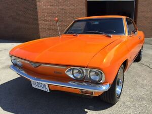 1966 Corvair Corsa 4spd Rare - REDUCED!