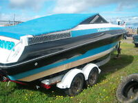 MECHANIC SPECIAL GO FAST BOAT