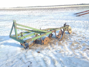 3 Point Hitch Plow!