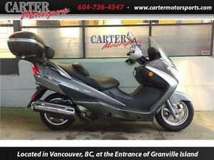 2006 Suzuki Burgman 400 - REDUCED!