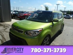 2014 Kia Soul SX 5D HATCHBACK AT Navigation (GPS),  Heated Seats