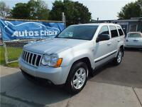 JEEP GRAND CHEROKEE LAREDO DIESEL 4X4 2008 **FINANCEMENT**