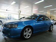 2003 Ford Falcon BA XR6 Blueprint 4 Speed Auto Seq Sportshift Sedan Fyshwick South Canberra Preview