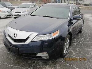 2009 Acura TL MINT  COND SAFETY & E-TESTED