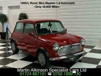 1993 L Austin Mini 1.3 auto Mayfair