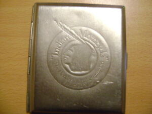 Indian Motorcycle cigarette case