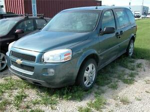 2007 Chevrolet Uplander LS *Wholesale - as is, where is!*