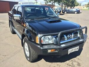 2013 Nissan Navara D22 Series 5 ST-R (4x4) 5 Speed Manual Clarence Gardens Mitcham Area Preview