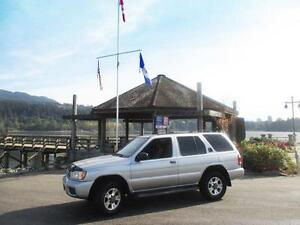 2002 Nissan Pathfinder Chilkoot