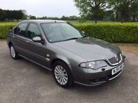 Rover 45 1.8 SE Club Automatic - FSH 12 Months MOT