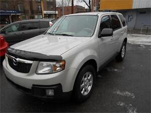 2009 Mazda Tribute GX  4X4 AUTOMATIQUE