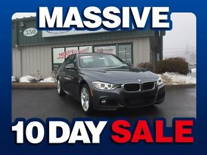 2015 BMW 328 i xDrive 4dr All-wheel Drive Sedan
