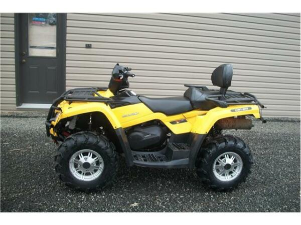 Used 2013 Bombardier outlander max xt