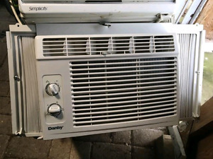 Air conditioners for sale must go