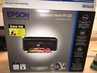 EPSON XP 332 Printer/Copier/Scanner