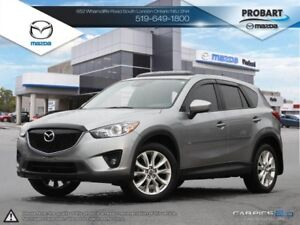 2014 Mazda CX-5 | Leather | Moonroof | NAV | AWD