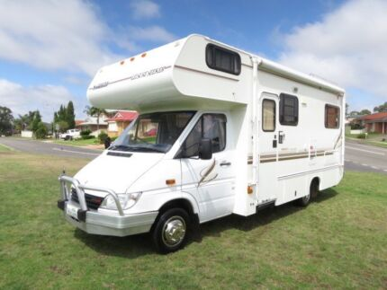 Winnebago Leisure Seeker – IMMACULATE – AUTO
