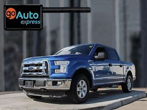 2015 Ford F-150 ECOBOOST CREW 4x4