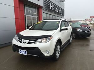 2013 Toyota Rav4 Limited 4dr All-wheel Drive