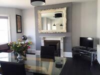 Beautiful refurbished 3 bedroom flat -7 min walk from station & Churchill Square