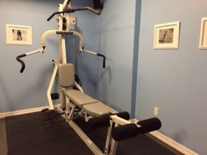 Home Gym- Pacific Fitness - Solana