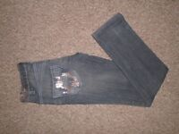 Next women's jeans size 6R-post it