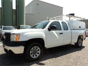 2010 GMC Sierra 1500 WT 4.8L 2WD WORK TRUCK ENCLOSURE SAFETY INC