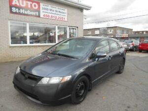 HONDA CIVIC HYBRID 2006 ** POUR ROUTE OU PIECE **
