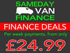 Same Day Van Finance Dukinfield