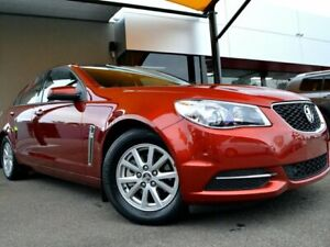 2016 Holden Commodore VF II MY16 Evoke Some Like It Hot 6 Speed Sports Automatic Sedan Fawkner Moreland Area Preview