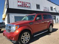 2008 Dodge Nitro SLT 4WD Sunroof ONLY $215.73 per month!!! Red Deer Alberta Preview